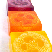 Wholesale Loofah Soaps