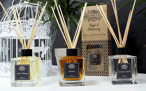 Wholesale Reed Diffuser with Essential Oils