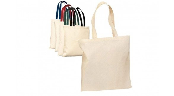 Wholesale Very Simple Eco-Cotton Bags