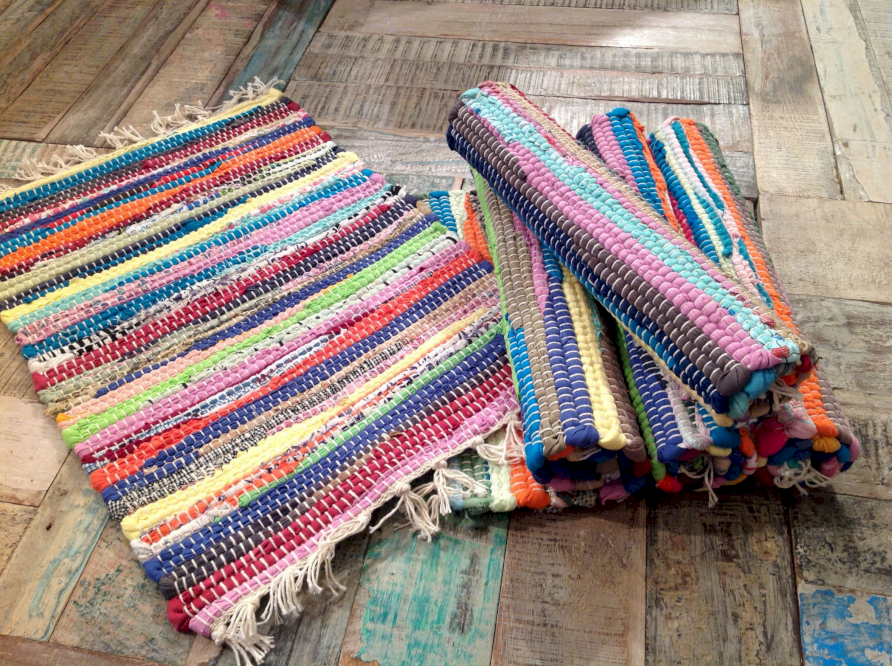 Recycled Indian Rag Rugs Awgifts