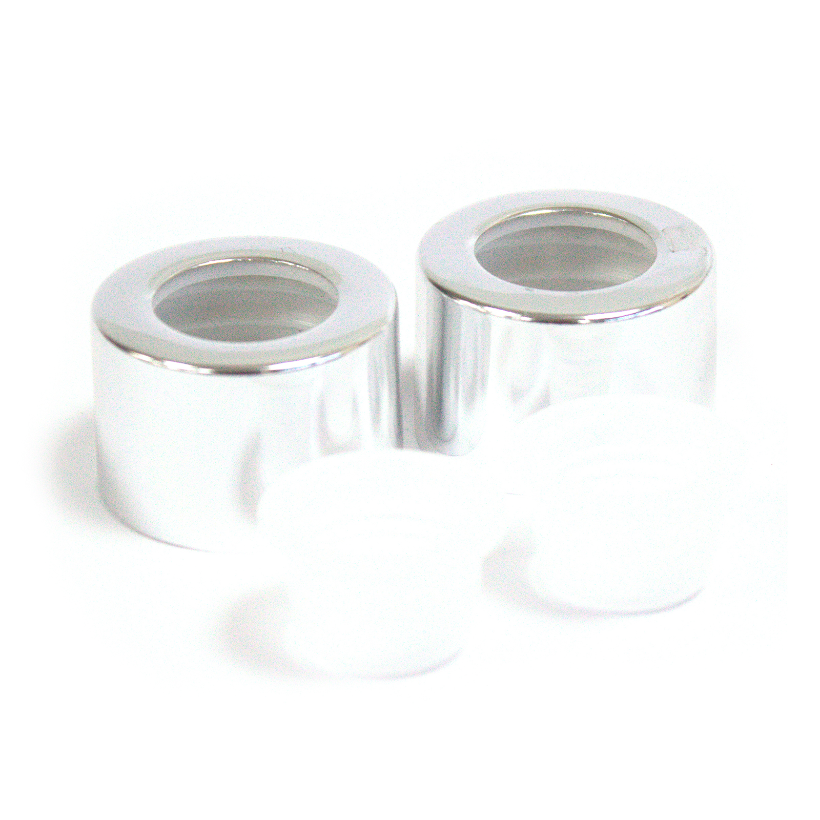 Cap for RDBot-14/15/16 2.5 cm - Silver Top - AWGifts ...